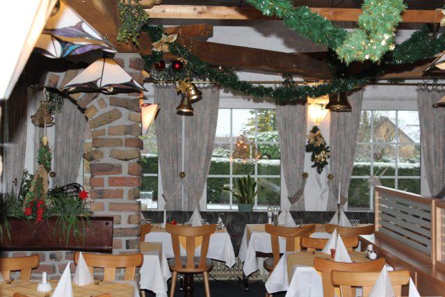 Restaurant Syrtaki - Blick in den Gastraum